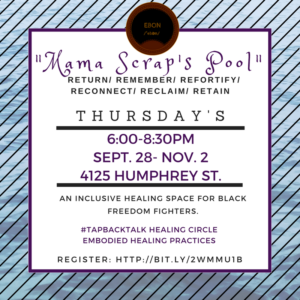 Mama's Scrap Pool @ 4125 Humphrey