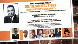 The TD McNeal Story @ Missouri History Museum