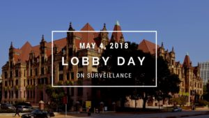 Lobby Day for Surveillance Board Bill @ City Hall | St. Louis | Missouri | United States
